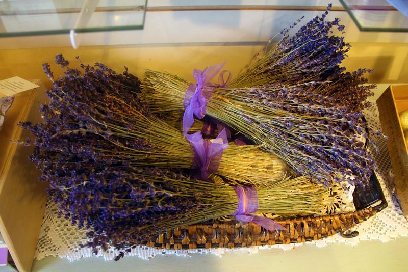 Brenham-Washington County Texas, Chappell Hill Lavender Farm