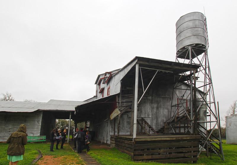 Brenham-Washington County Texas, Texas Cotton Gin Museum 2