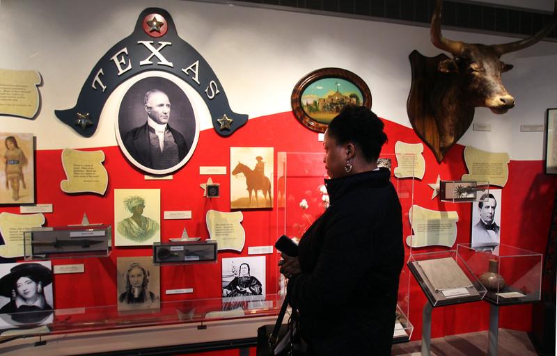 Brenham-Washington County Texas, Star of the Republic Museum