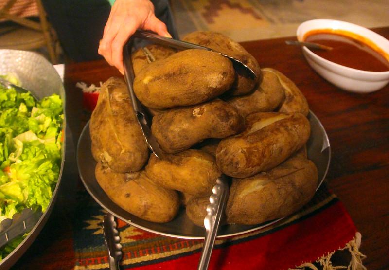 Brenham-Washington County Texas, Texas Ranch Life, Texas-sized Potatoes
