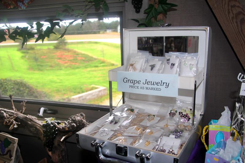Brenham-Washington County Texas, Pleasant Hills Winery, Gift Shop