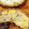 Brenham-Washington County Texas, Texas Ranch Life, Berry Custard Pie