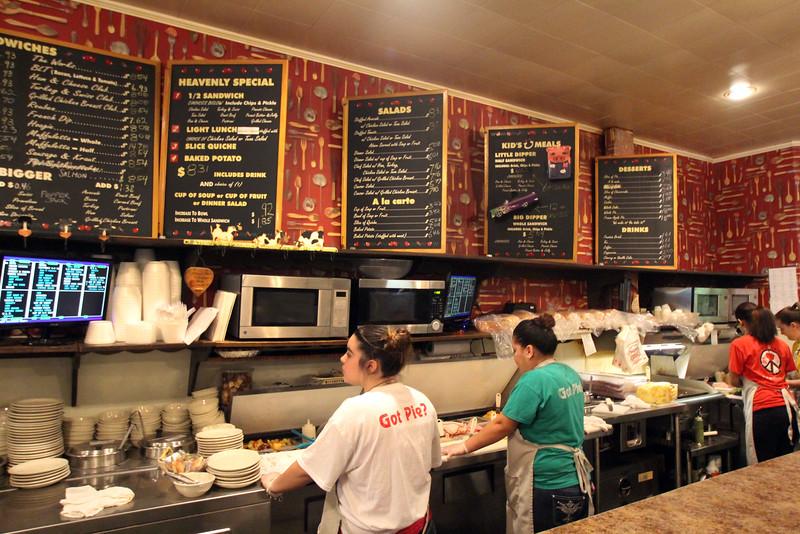 Brenham-Washington County Texas, Must Be Heaven Restaurant