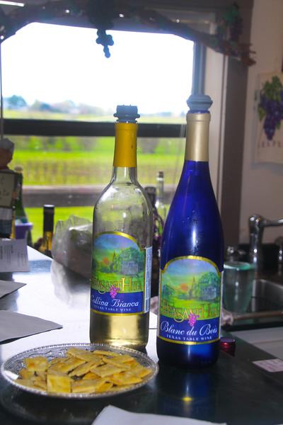 Brenham-Washington County Texas, Pleasant Hills Winery, Wine Tasting