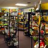 Brenham-Washington County Texas, Funky Art Cafe Gift Shop