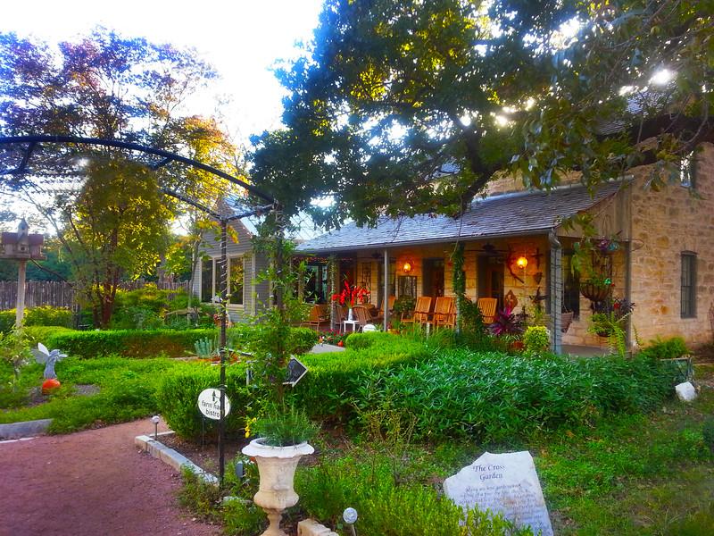 Fredericksburg Texas, Fredericksburg Herb Farm
