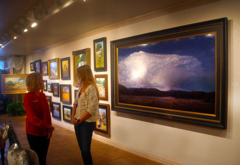 Fredericksburg Texas, Fredericksburg Art Gallery