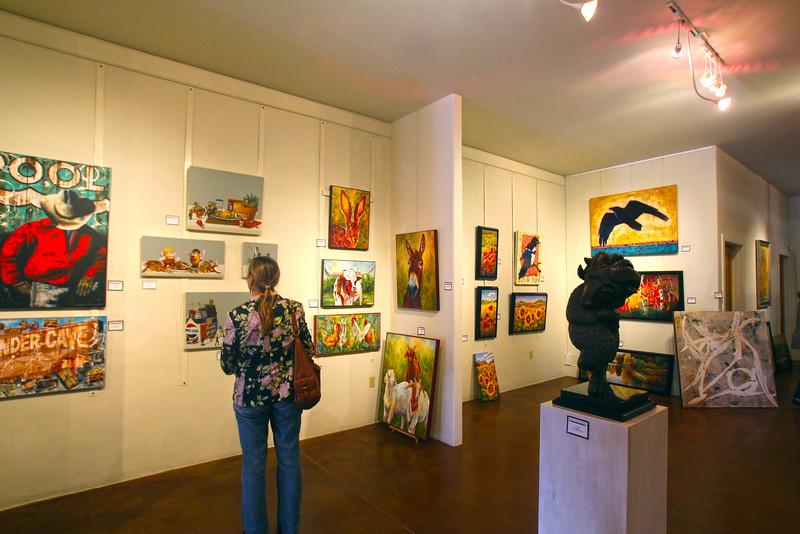 Fredericksburg Texas, Good Art Company