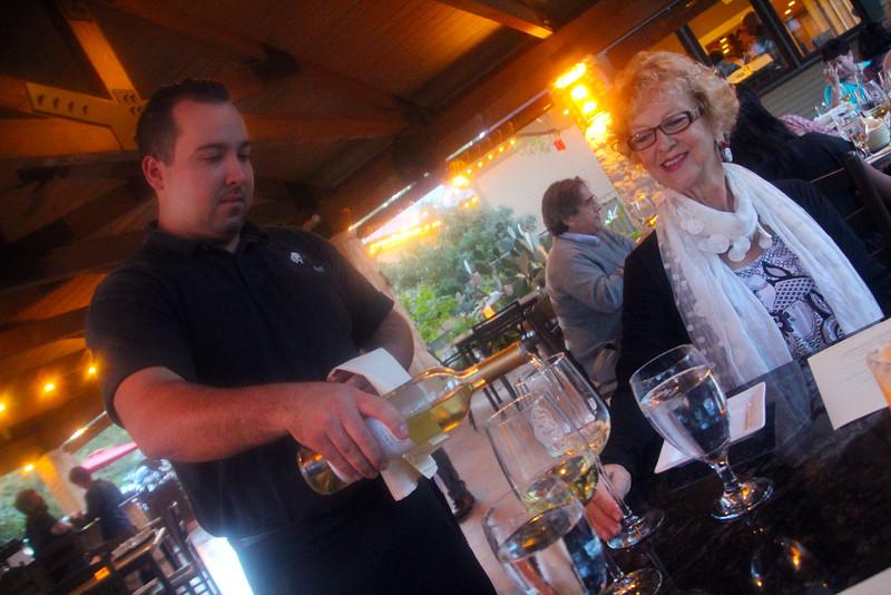 Fredericksburg Texas, Wine Tasting, Navajo Grill