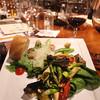 Fredericksburg Texas, Becker Winery, The Library Luncheon Salad