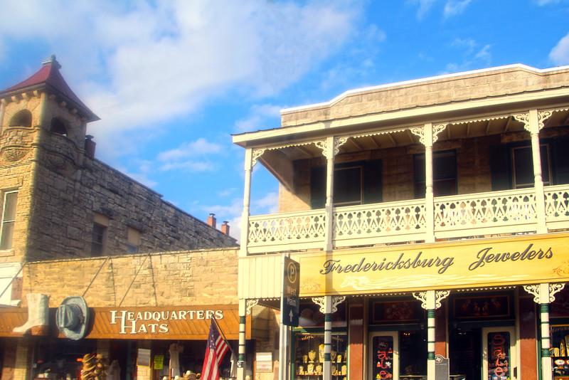 Fredericksburg Texas, Main Street