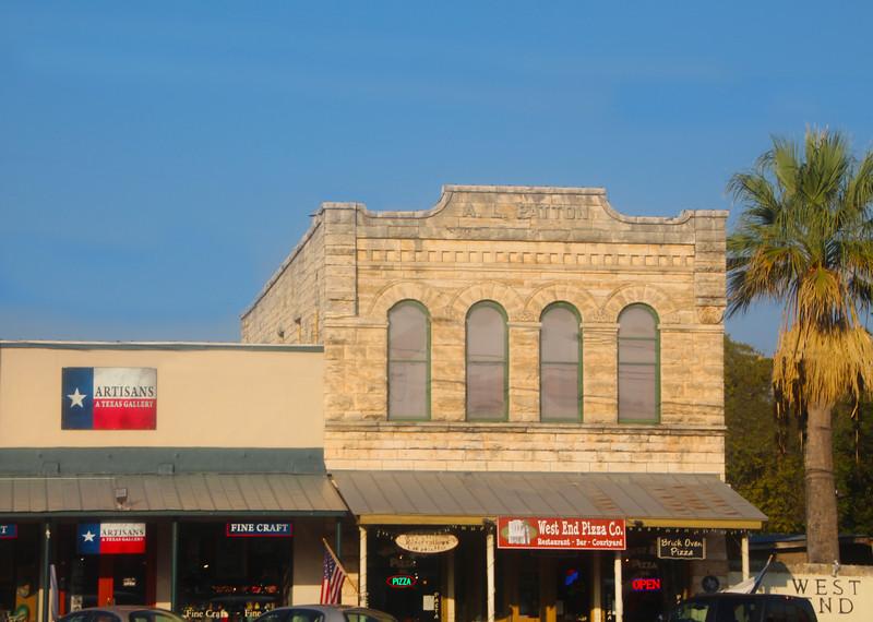Fredericksburg Texas, Artisans Gallery