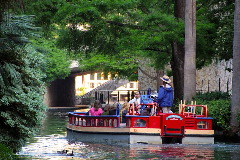 San Antonio Texas, Spring Greenery