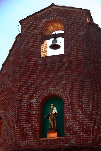 San Antonio Texas, Market Square, San Antonio Statue