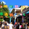 San Antonio Texas, Fiesta Street Scene, Market Square
