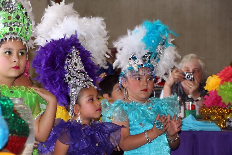 San Antonio Texas, Young Fiesta Dancers
