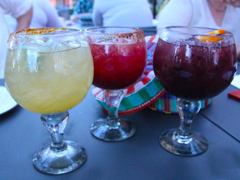 San Antonio Texas, Margaritas for Every Taste