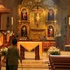 San Antonio Texas, San Fernando De Bexar Cathedral Altar