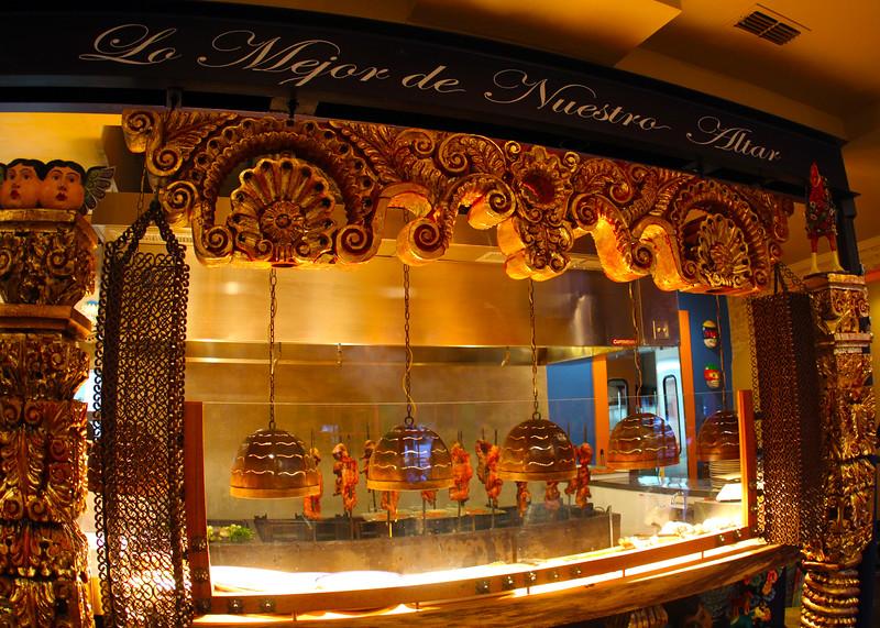 San Antonio Texas, El Machito Restaurant Grill