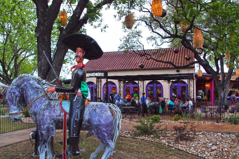 San Antonio Texas, El Machito Restaurant Entrance