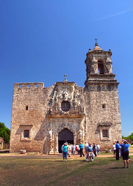 San Antonio Texas, Mission San José