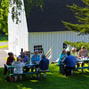 Garth Newel Music Center, Picnic Prior to Concert