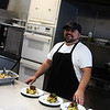 Garth Newel Music Center, Cooking Class,  Smiling Sous-Chef