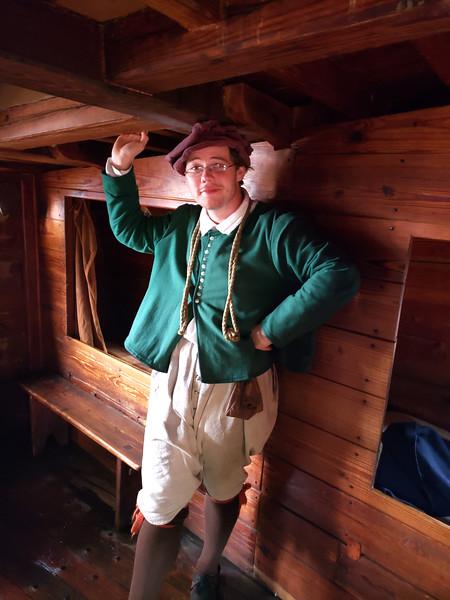 Jamestown Settlement
