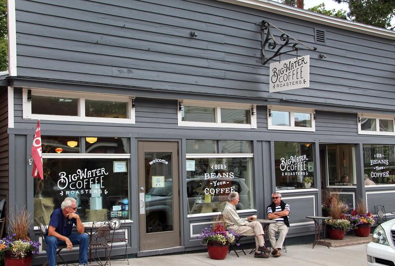 Bayfield Wisconsin, Big Water Coffee Shop