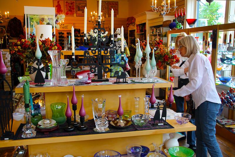 Bayfield Wisconsin, Joannes Scandanavian Shop