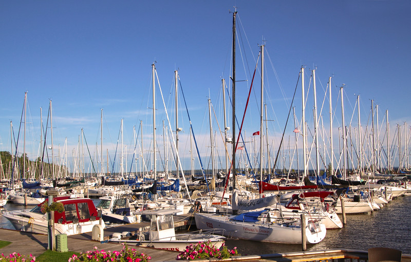 Bayfield Wisconsin/Apostle Islands National Lakefront, Port Superior/Pike's Bay Marina