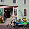 Bayfield Wisconsin, Bicyclists