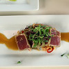 Elkhart Lake Wisconsin, Lola's On The Lake, Wasabi Seared Ahi Tuna