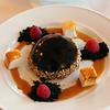 Elkhart Lake Wisconsin, Lola's On The Lake, Dessert Plate