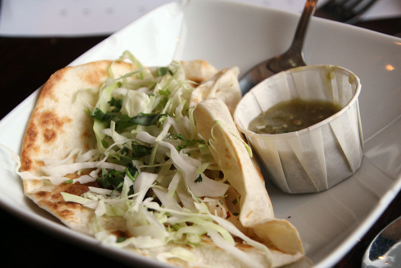 Elkhart Lake, Paddock Club, Halibut Taco