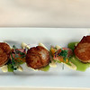 Elkhart Lake Wisconsin, Lola's On The Lake, Carmelized Scallops