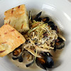 Elkhart Lake Wisconsin, Lola's On The Lake, Creamy Mussels