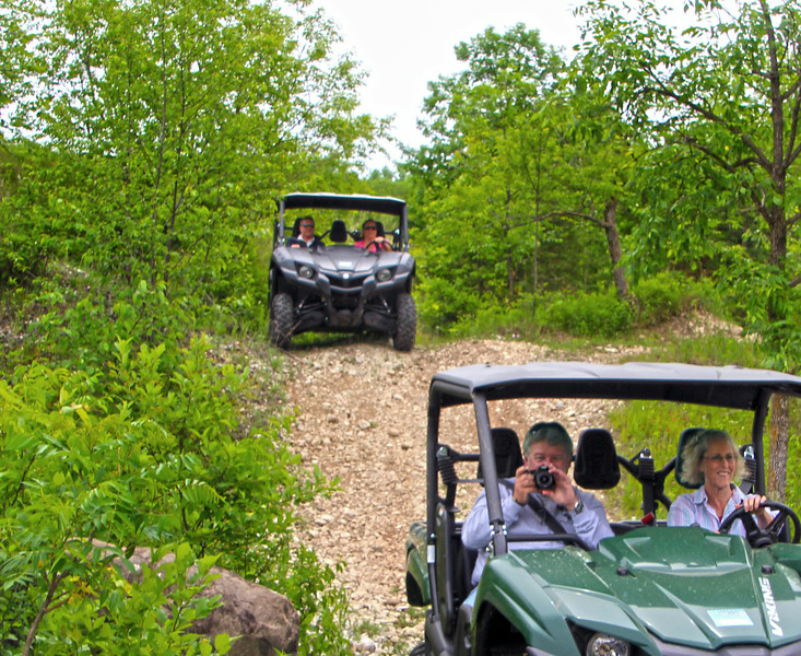 Elkhart Lake Wisconsin, Road America, ATV Adventure