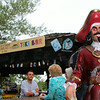 Elkhart Lake Wisconsin, Barefoot Tiki Bar, Pirate