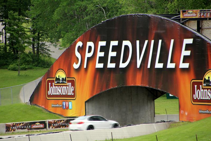 Elkhart Lake Wisconsin, Road America, BWM Speed Test