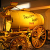 Greenbush Wisconsin, Wesley Jung Carriage Museum, Barrel Carriage