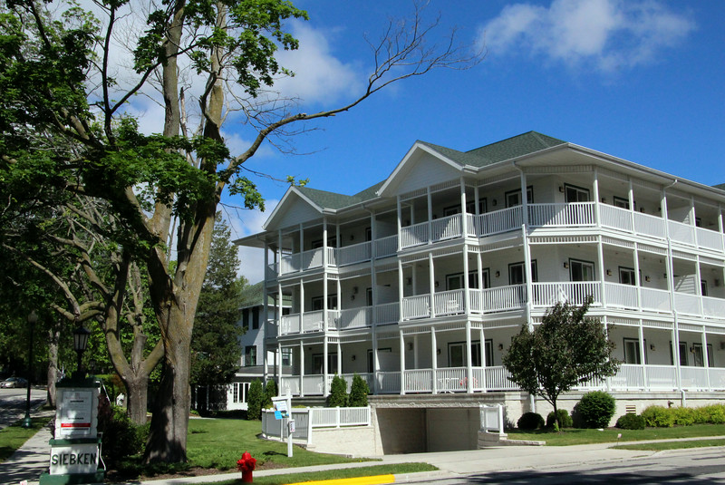 Elkhart Lake Wisconsin, Historic Siebken Hotel