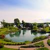 Elkhart Lake Wisconsin, Osthoff Resort Panorama