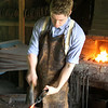 Greenbush Wisconsin, Wade House, Forging Iron