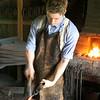 Greenbush Wisconsin, Wade House, Forging Iron