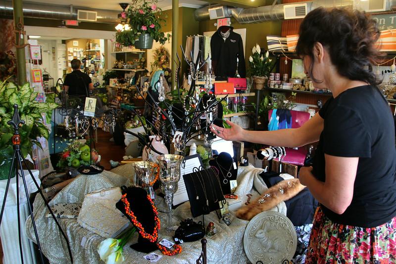 Elkhart Lake Wisconsin, Enchanted Florals Gift Shop
