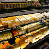 Milwaukee Wisconsin, Cheese Display, Public Market in Third Ward