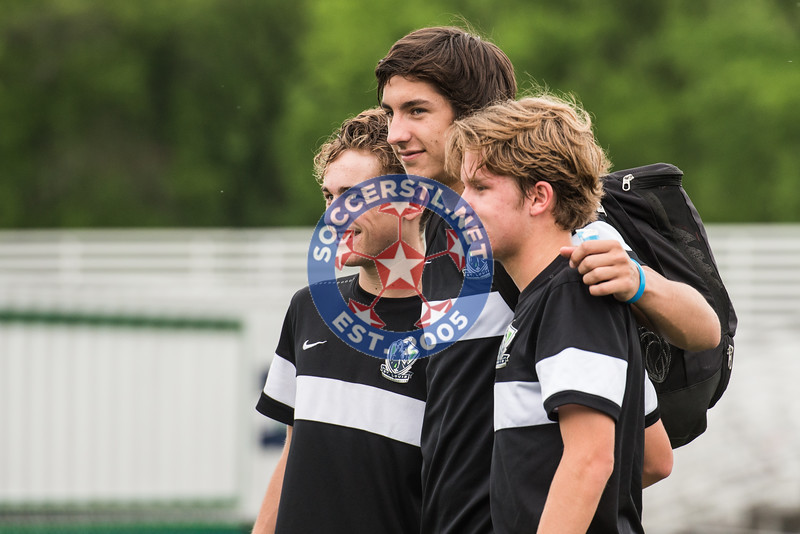 SLSG Missouri Academy U16's Shutout Crew Academy
