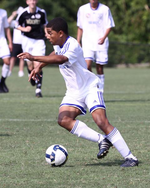 BW Gottschee V Derby County U-16 -- 6-27-09