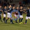 SLSG Academy Win in PK's against U17 YNT